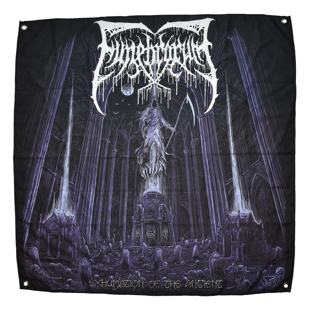 Funebrarum - Exhumation Of The Ancient flag