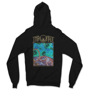 Intronaut - Fluid Existential Inversions zip-up hoodie