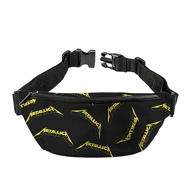 Metallica - All-Over Logo fanny pack