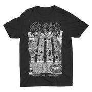 Warp Chamber - Implements Of Excruciation Black t-shirt