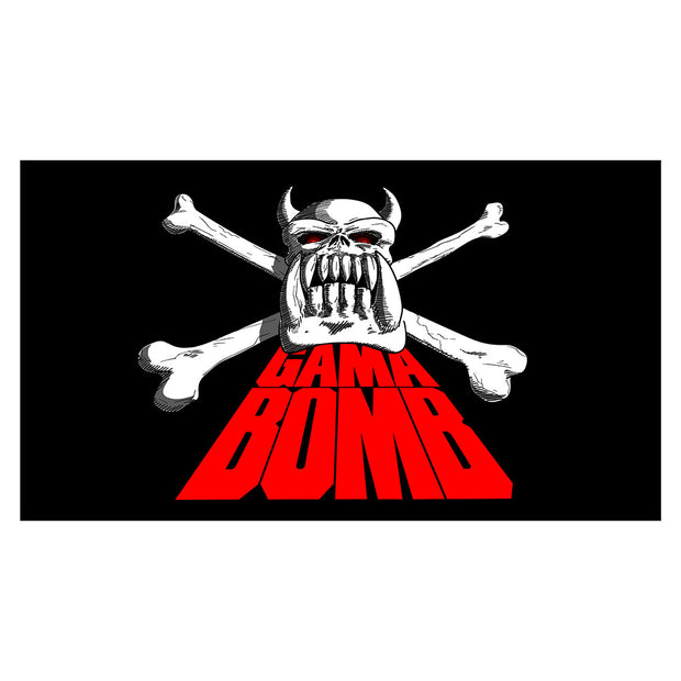 Gama Bomb - Jolly Snowy flag