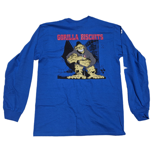 Gorilla Biscuits - Hold Your Ground long sleeve