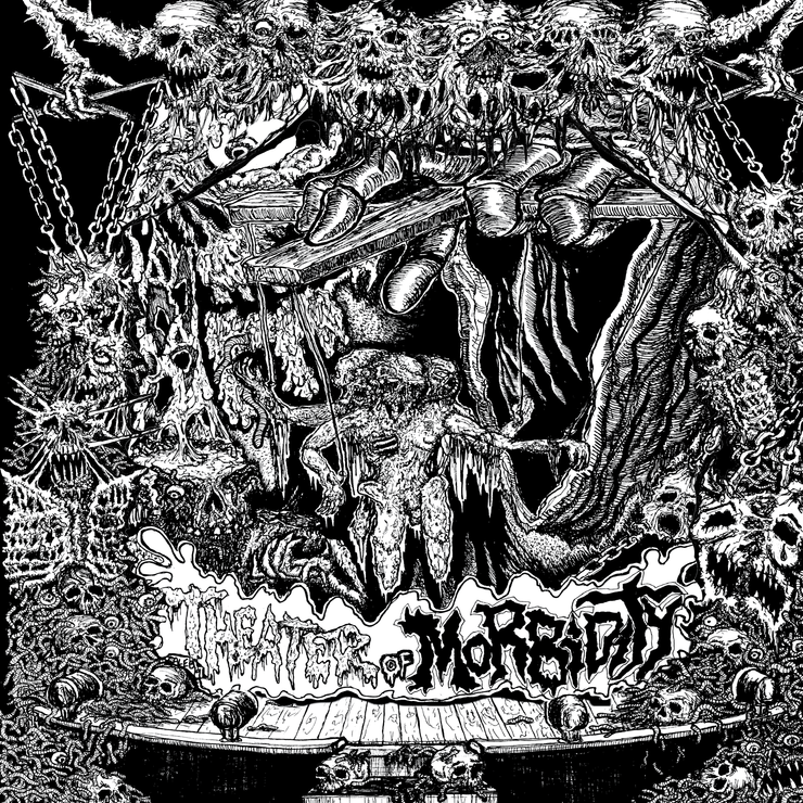 Bone Sickness - Theater Of Morbidity 12""
