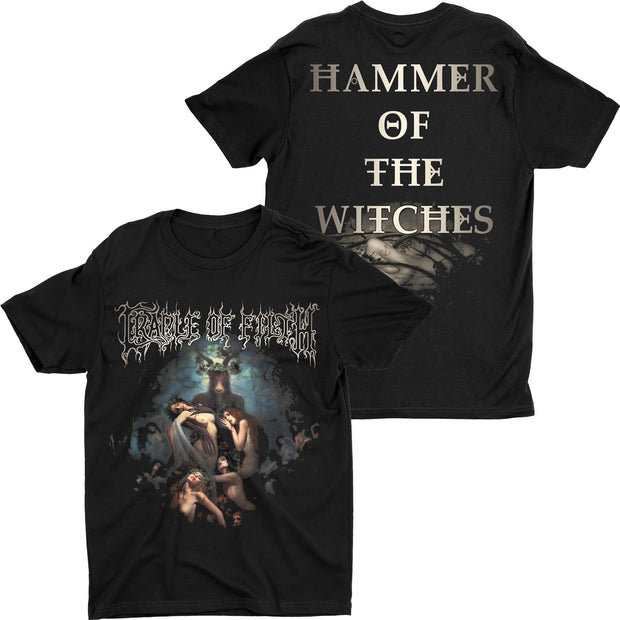 Cradle of Filth - Hammer Of The Witches t-shirt