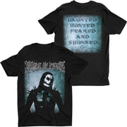 Cradle of Filth - Haunted Hunted Feared And Shunned t-shirt