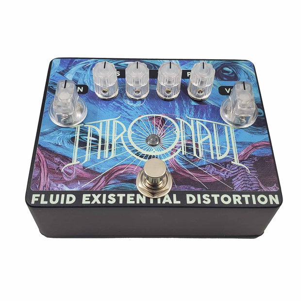 Intronaut - Fluid Existential Distortion pedal *PRE-ORDER*