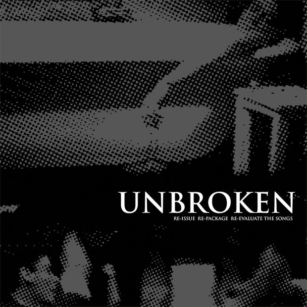 Ubroken -Re-Issue Re-Package Re-Evaluate The Songs 3x12""