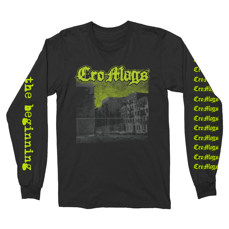 Cro-Mags - In The Beginning long sleeve