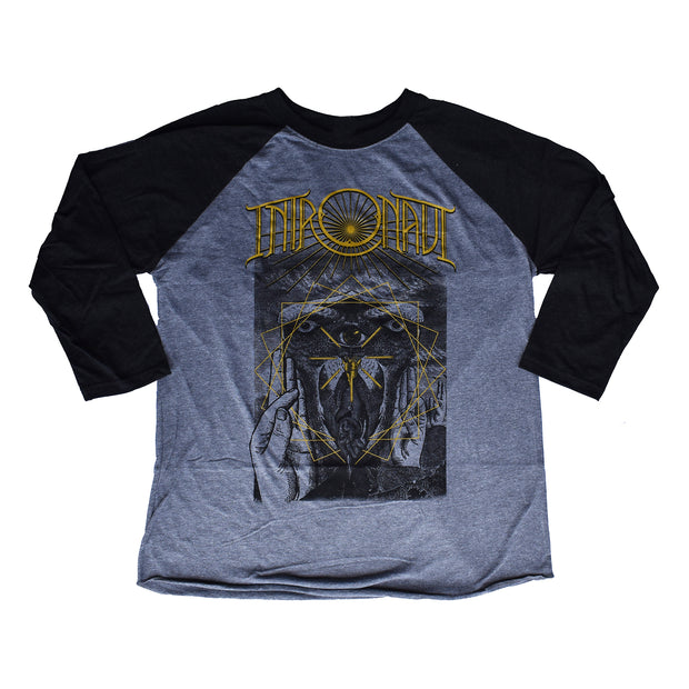 Intronaut - Eyes raglan
