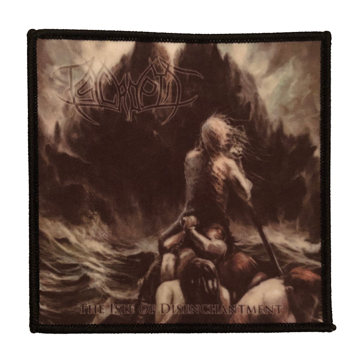 Psycroptic - Isle Of Disenchantment patch