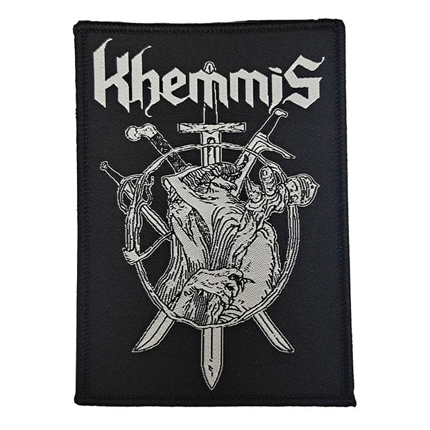 Khemmis - Wizard & Blades patch
