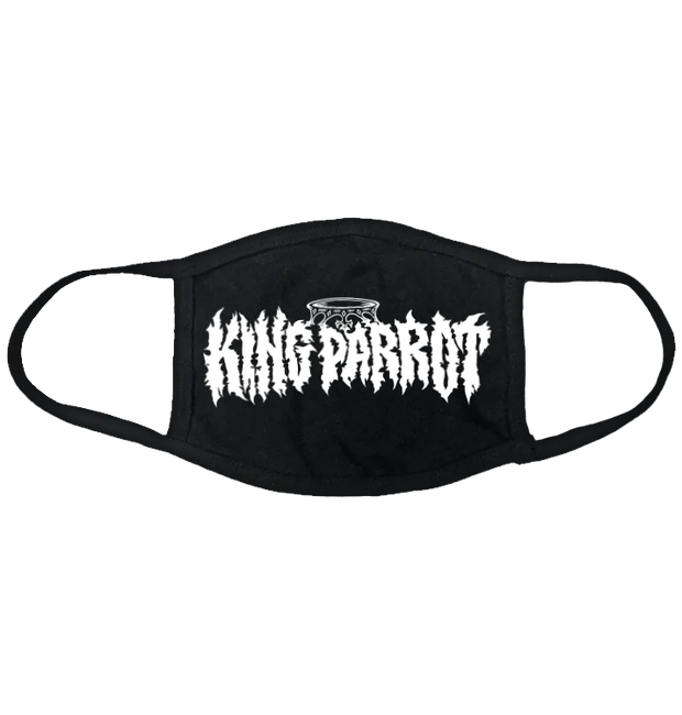 King Parrot - Logo mask