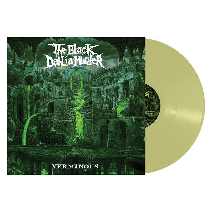 "The Black Dahlia Murder - Verminous (Irradiated Glow) 12"" *PRE-ORDER*"