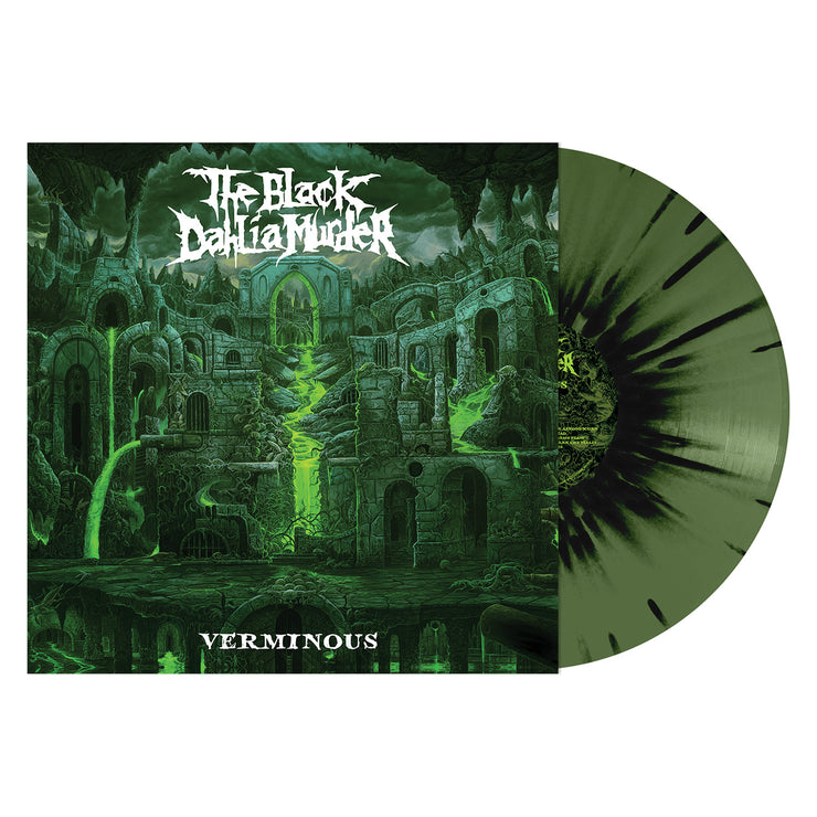 "The Black Dahlia Murder - Verminous (Grotesque Splatter) 12"" *PRE-ORDER*"