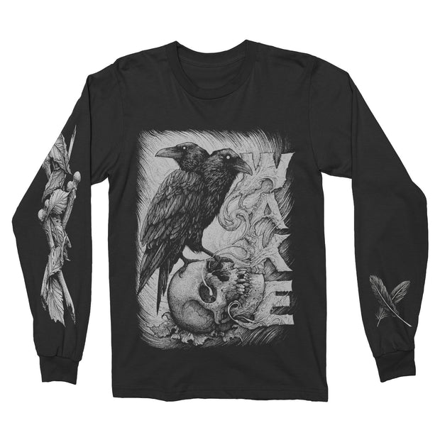 Wake - Bicephalic Crow long sleeve *PRE-ORDER*