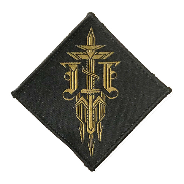 Imperial Triumphant - Deco Sigil patch