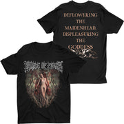 Cradle Of Filth - Deflowering The Maidenhead t-shirt