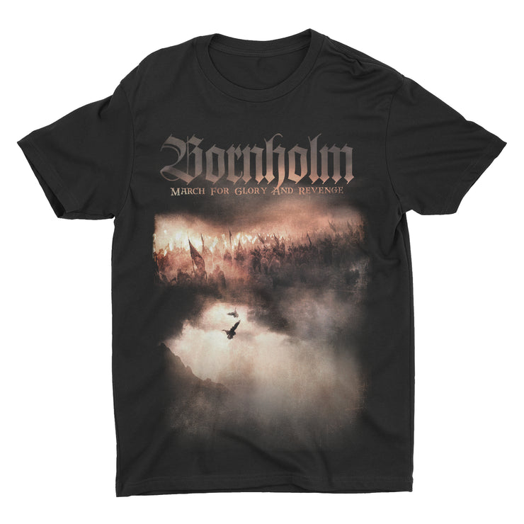 Bornholm - March For Glory And Revenge t-shirt