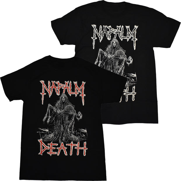 Napalm Death - Reaper t-shirt