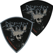 Napalm Death - Fear, Emptiness, Despair patch