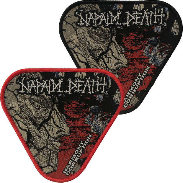 Napalm Death - Harmony Corruption patch