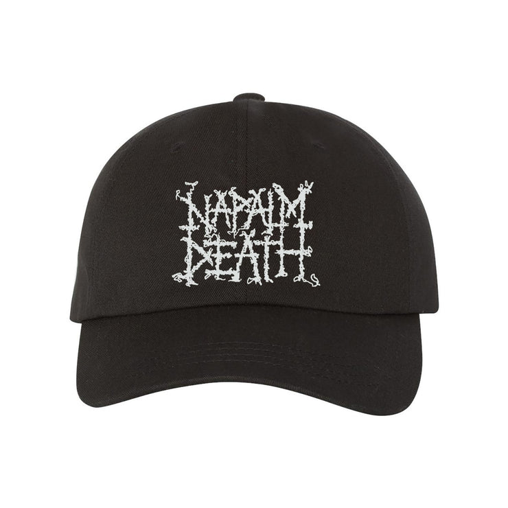 Napalm Death - Logo dad hat