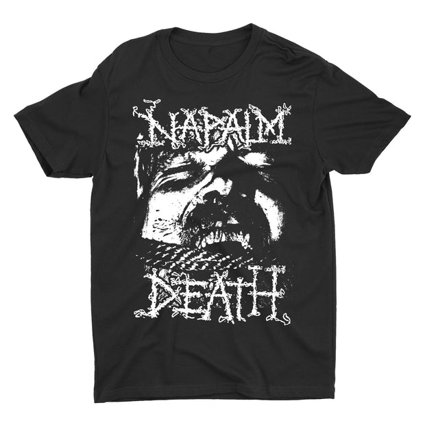 Napalm Death - Logic Ravaged By Brute Force t-shirt