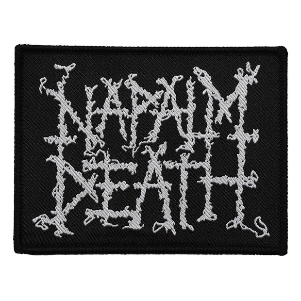 Napalm Death - Logo patch