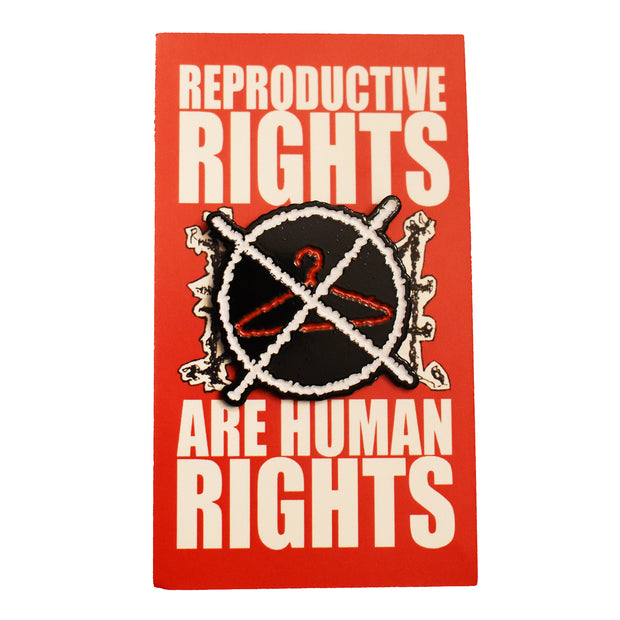 Napalm Death - Reproductive Rights pin