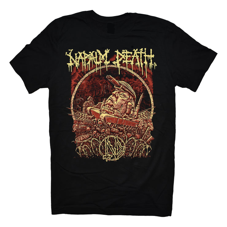 Napalm Death - Trump Death Corporation t-shirt