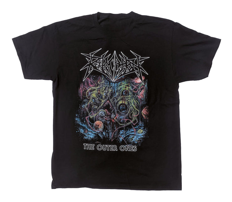 Revocation - The Outer Ones (Color) t-shirt
