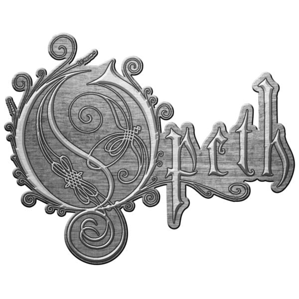 Opeth - Logo pin