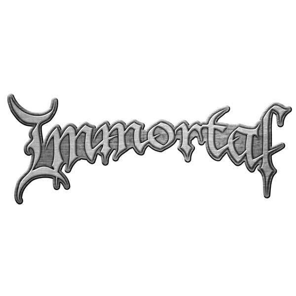 Immortal - Logo pin