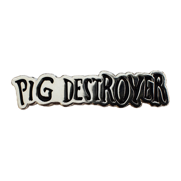 Pig Destroyer - Logo pin