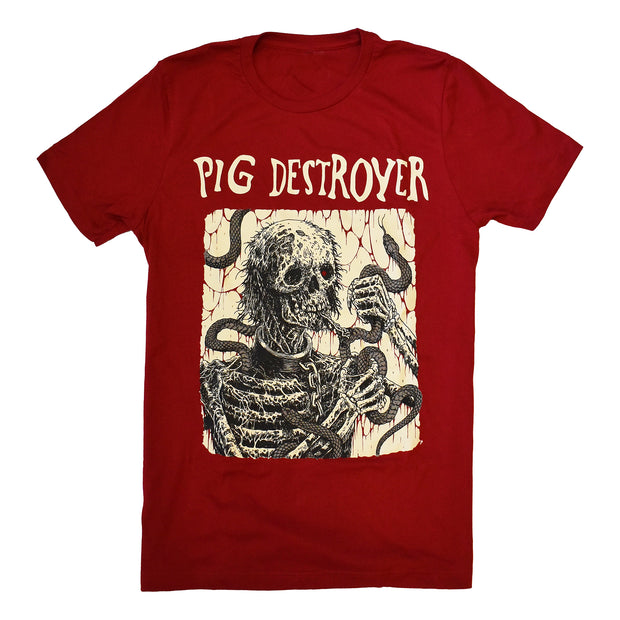 Pig Destroyer - Snake Eater t-shirt