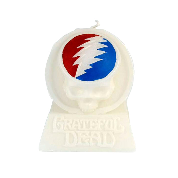 Grateful Dead - Steal Your Face candle
