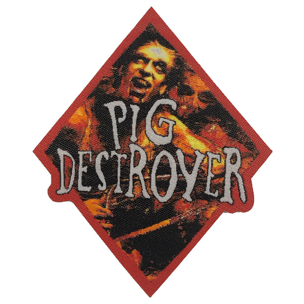 Pig Destroyer - Prowler In The Yard patch
