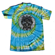Dye Hard With A Vengeance - Custom Tie Dye t-shirt