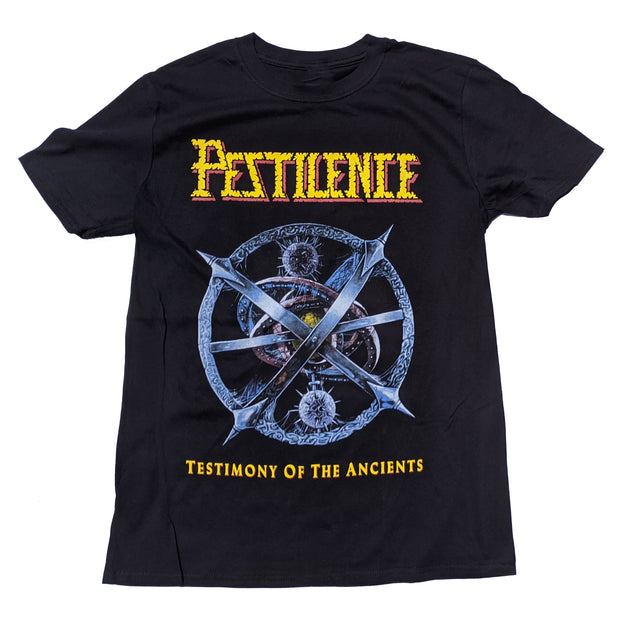 Pestilence - Testimony Of The Ancients t-shirt