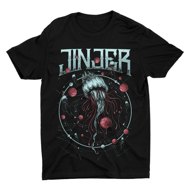 Jinjer - Exit The Microverse t-shirt