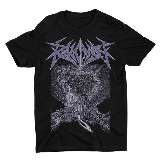 Revocation - Blackest Reaches t-shirt