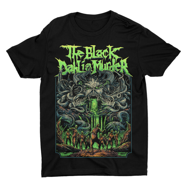 The Black Dahlia Murder - Slime Zombies t-shirt