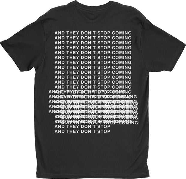 Conjurer - The Riffs Start Coming t-shirt