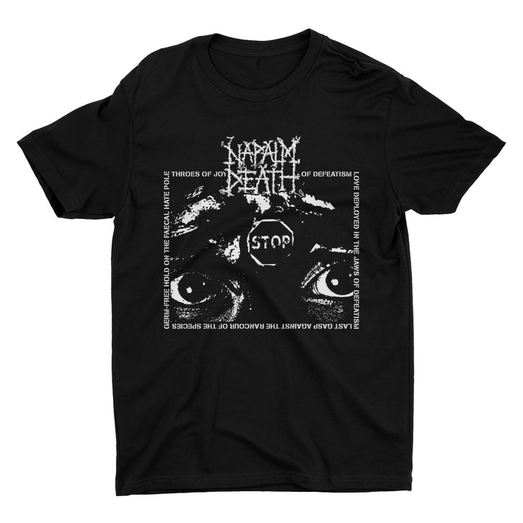Napalm Death - Defeatism t-shirt