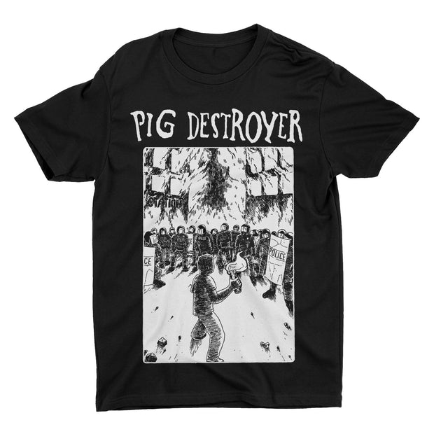 Pig Destroyer - Protest t-shirt *PRE-ORDER*