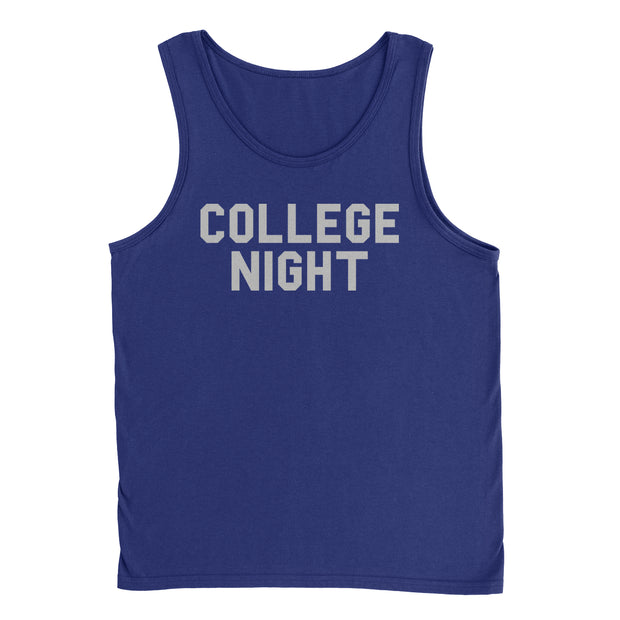 The Sloppy Boys - College Night tank
