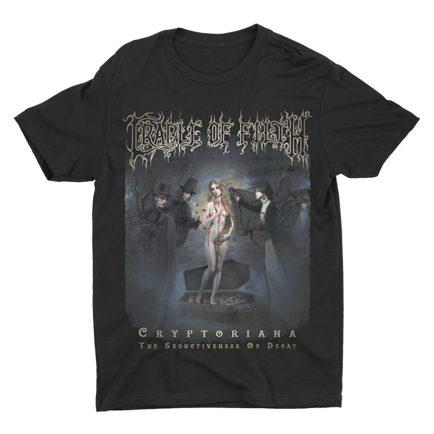 Cradle Of Filth - Cryptoriana t-shirt