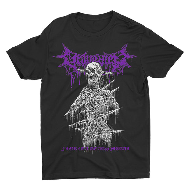 Graveview - Spiked t-shirt