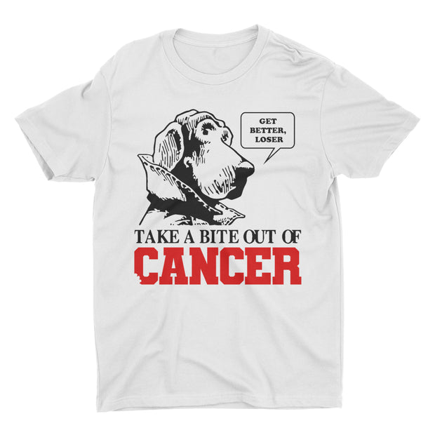 Night Shift Merch - Take A Bite Out Of Cancer t-shirt