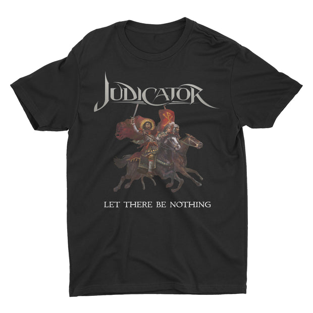 Judicator - Let There Be Nothing t-shirt